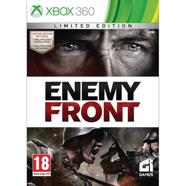 Enemy Front (Limited Edition)