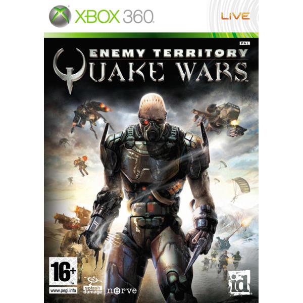 Enemy Territory: Quake Wars XBOX 360