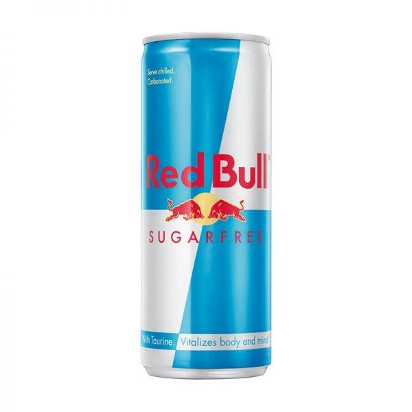 Energetický nápoj RedBull Sugarfree - 250ml