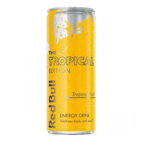 Energetický nápoj RedBull Tropical Edition- 250ml