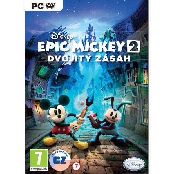 Epic Mickey 2: Dvojitý zásah CZ