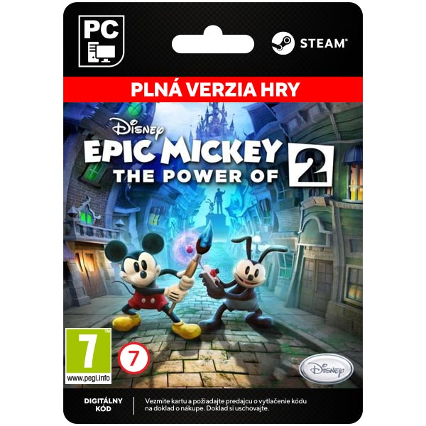 Epic Mickey 2: The Power of Two [Steam]