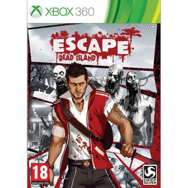 Escape Dead Island [XBOX 360] - BAZÁR (použitý tovar)
