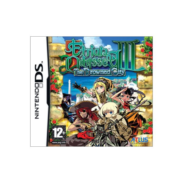 Etrian Odyssey 3: The Drowned City