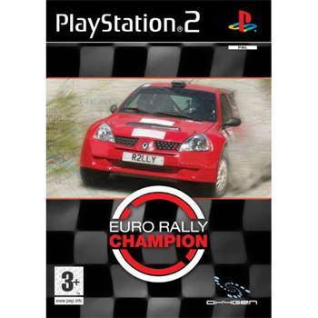 Euro Rally Champion [PS2] - BAZÁR (použitý tovar)