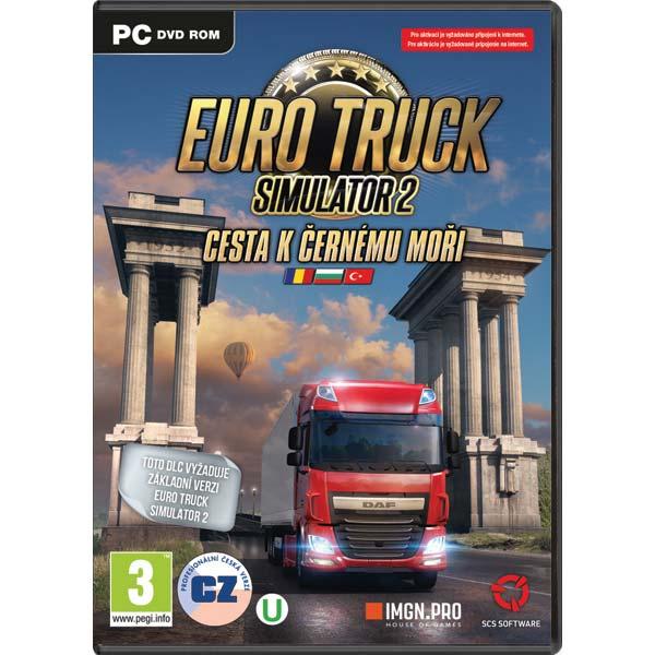 Euro Truck Simulator: 2 Cesta k Čiernemu moru CZ