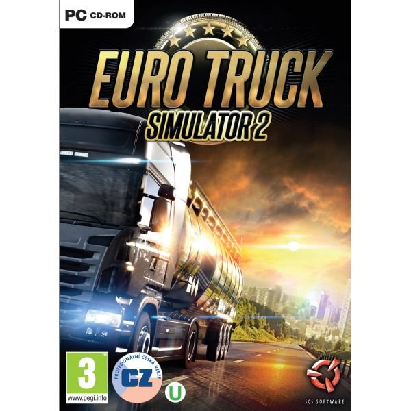 Euro Truck Simulator 2 CZ (Game of the Year Edition) [Steam]