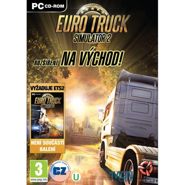 Euro Truck Simulator 2: Na východ! CZ PC