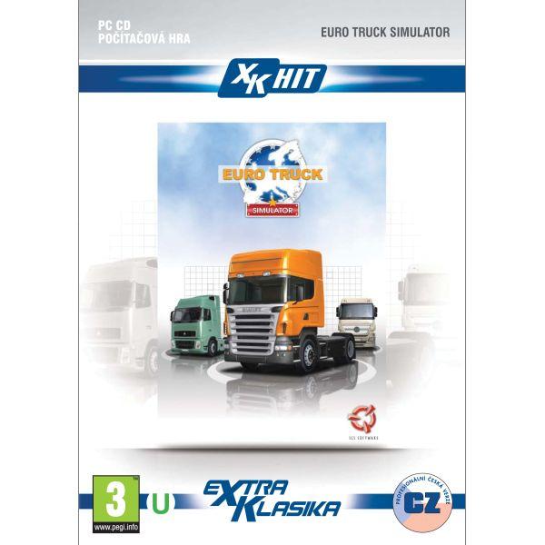 Euro Truck Simulator CZ