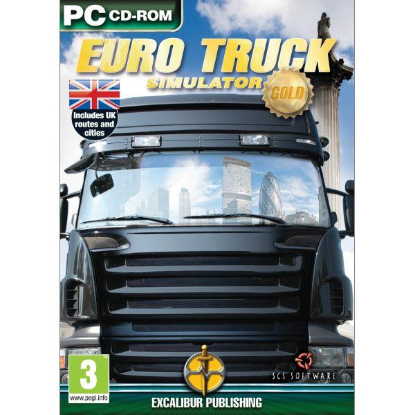 Euro Truck Simulator (Gold Edition)
