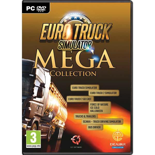 Euro Truck Simulator Mega Collection