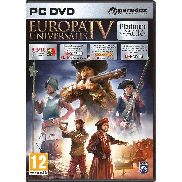 Europa Universalis 4 (Platinum Pack)