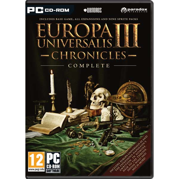 Europa Universalis Chronicles 3 (Complete Edition)