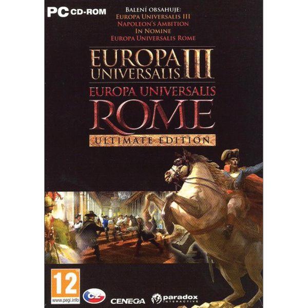 Europa Universalis CZ (Ultimate Edition)