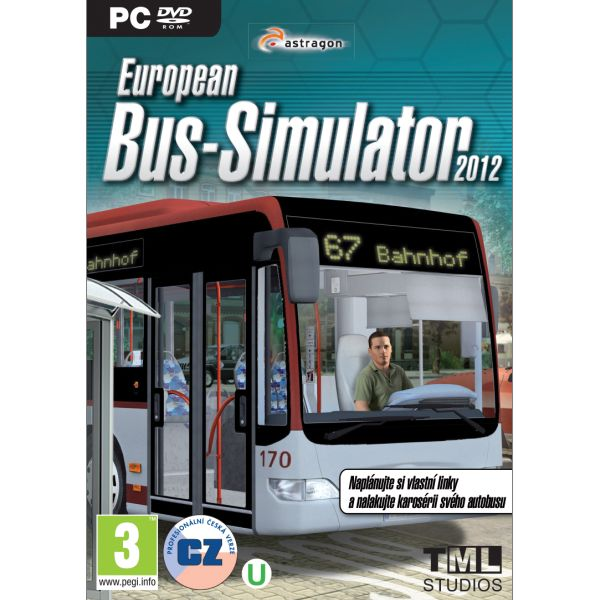 European Bus Simulator 2012 CZ