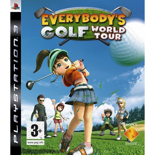 Everybody�s Golf World Tour
