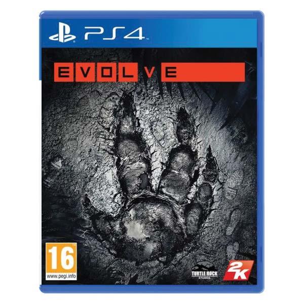 Evolve [PS4] - BAZÁR (použitý tovar)
