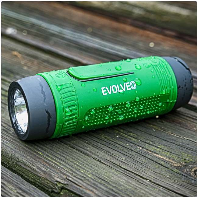 EVOLVEO Armor XL4, outdoorový Bluetooth reproduktor, Green