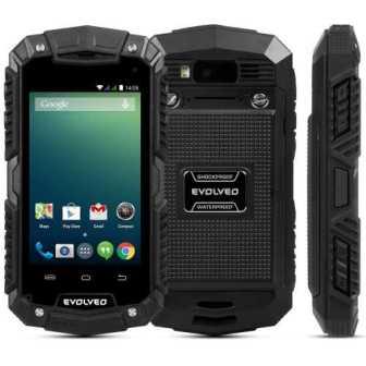 Evolveo StrongPhone D2 Mini, Dual SIM   Black, Trieda A - použité, záruka 12 mesiacov