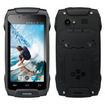 Evolveo StrongPhone Q8, Dual SIM | Black, Trieda A - použité, záruka 12 mesiacov