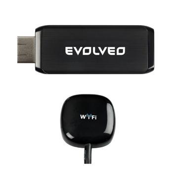 Evolveo XtraCast - HDMI adaptér - OPENBOX (rozbalený tovar s plnou zárukou)
