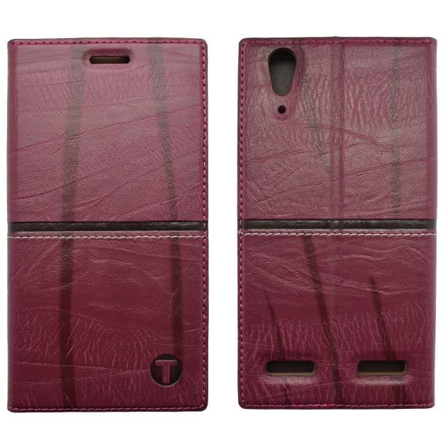Exkluzívne knižkové puzdro pre Samsung Galaxy A5 - A500F, Bordové