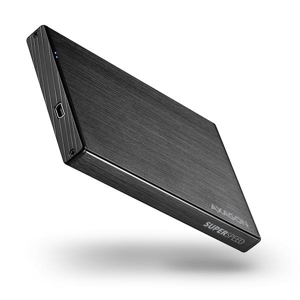 Externý box Axagon EE25-XA3 USB 3.0 Aline Box