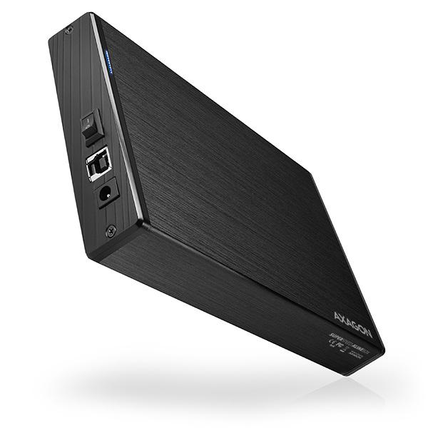 """Externý box Axagon EE35-XA3 USB 3.0 Aline Box 3,5"""" EE35-XA3"""