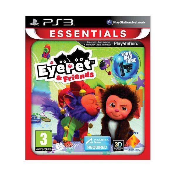 EyePet & Friends [PS3] - BAZÁR (použitý tovar)