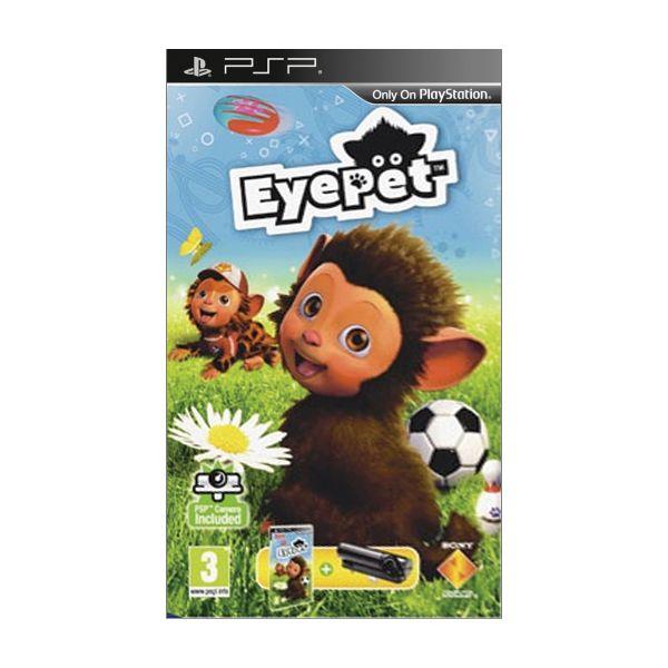 EyePet + kamera