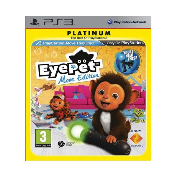 EyePet (Move Edition) PS3