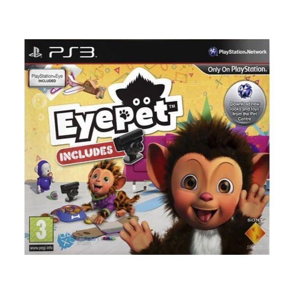 EyePet + PlayStation EYE