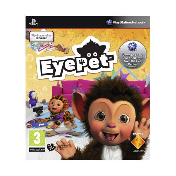 EyePet [PS3] - BAZÁR (použitý tovar)