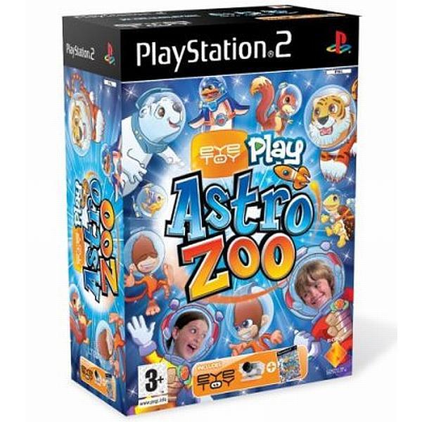 EyeToy: Play Astro Zoo CZ + Eye Toy kamera