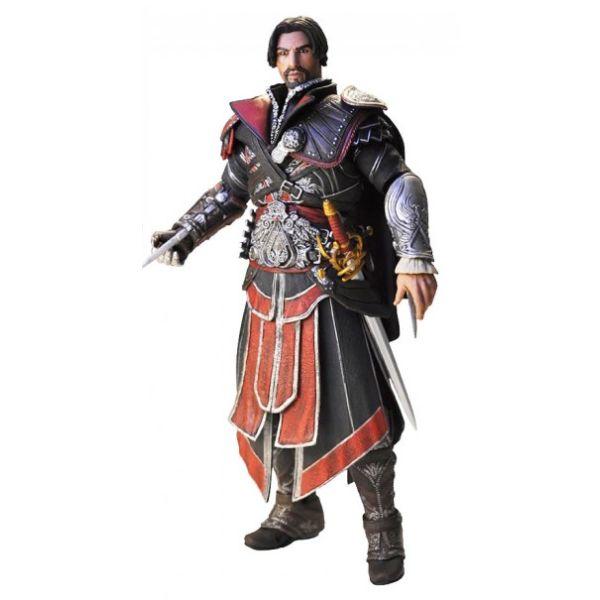 Ezio: Ebony Assassin (Assassin's Creed: Brotherhood)