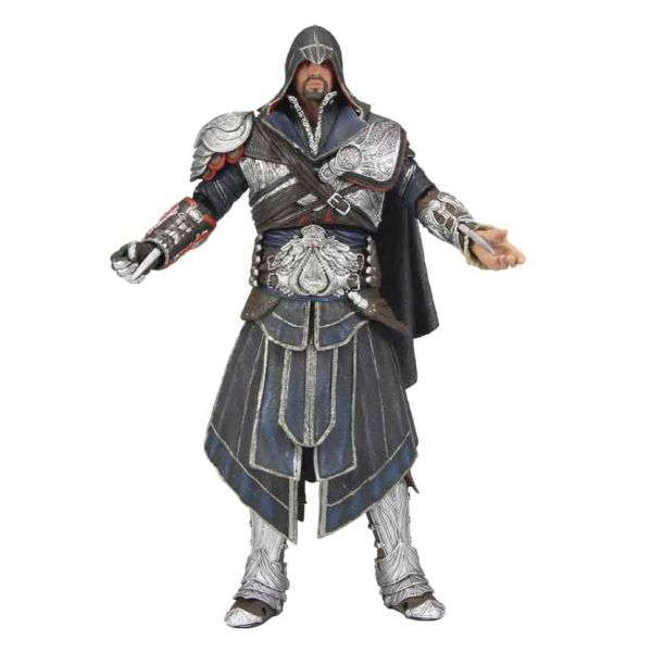 Ezio: Onyx Assassin Hooded (Assassin's Creed: Brotherhood)