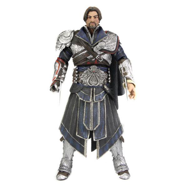 Ezio: Onyx Assassin Unhooded (Assassin's Creed: Brotherhood)