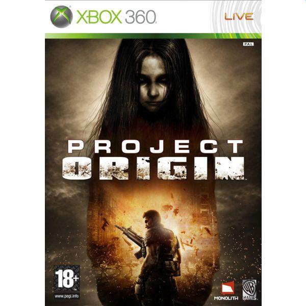 F.E.A.R. 2: Project Origin XBOX 360