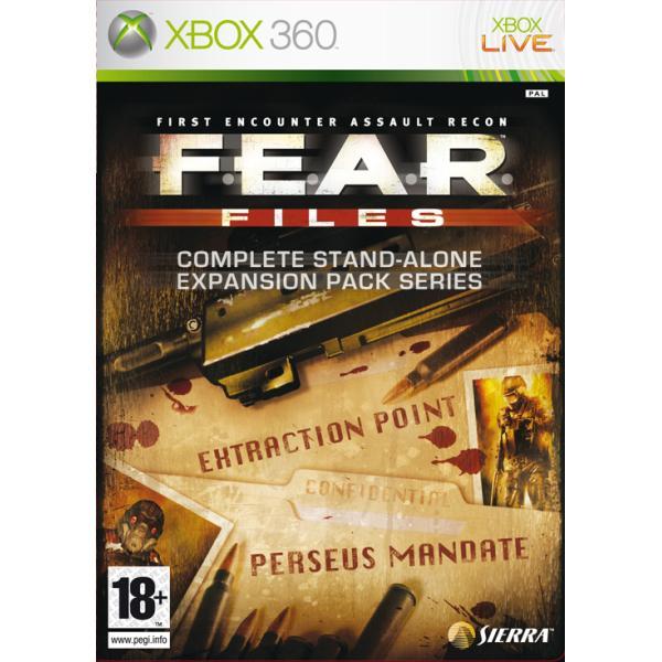 F.E.A.R. Files [XBOX 360] - BAZÁR (použitý tovar)
