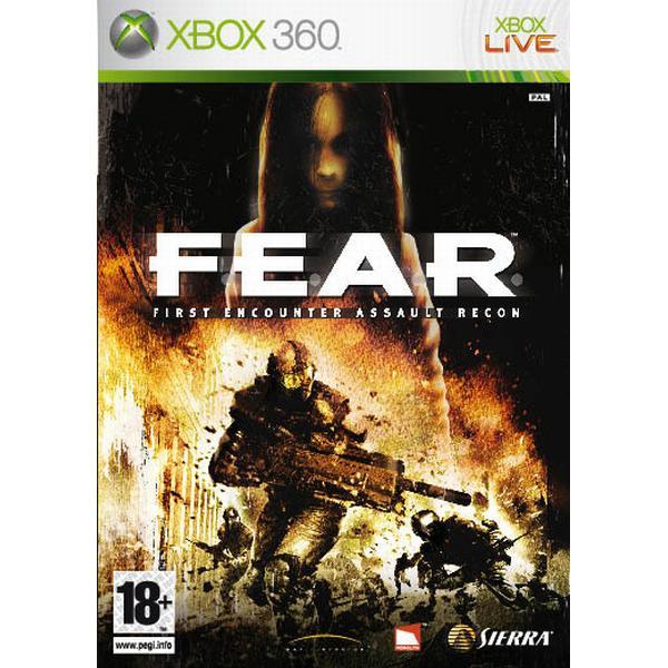 F.E.A.R. [XBOX 360] - BAZÁR (použitý tovar)