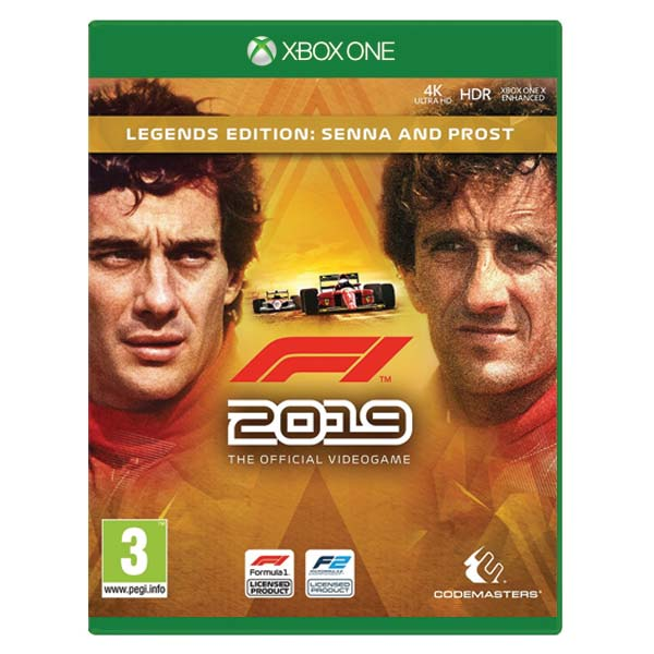 F1 2019: The Official Videogame (Legends Edition)