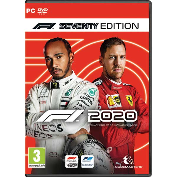 F1 2020: The Official Videogame (Seventy Edition)