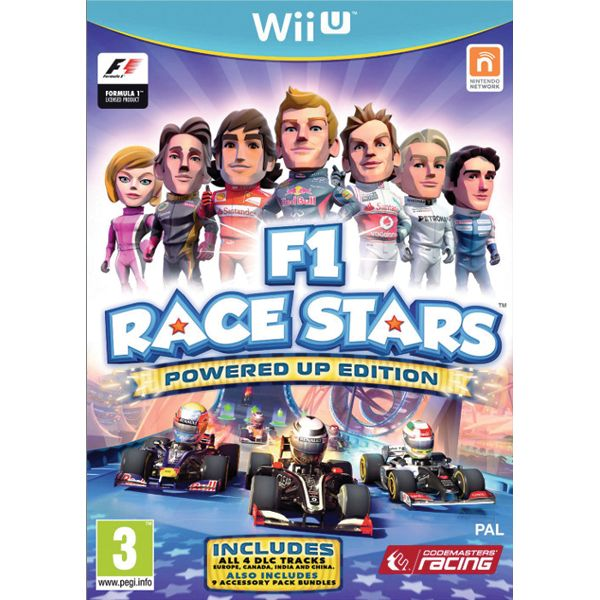 F1 Race Stars (Powered Up Edition)