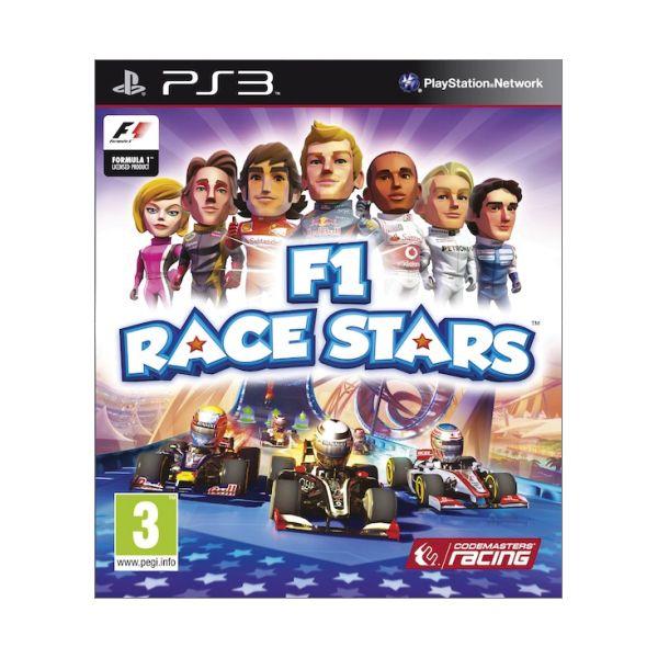 F1 Race Stars [PS3] - BAZÁR (použitý tovar)