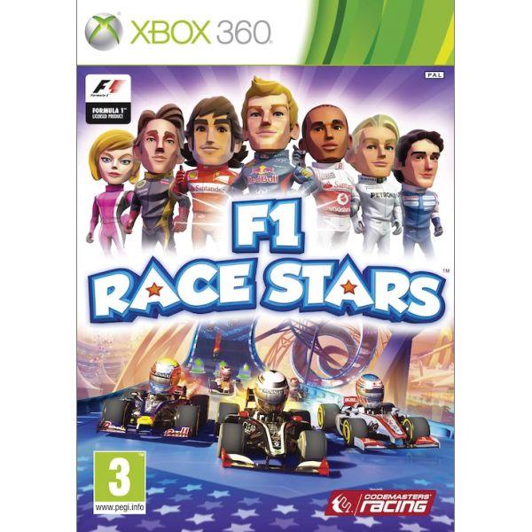 F1 Race Stars [XBOX 360] - BAZÁR (použitý tovar)