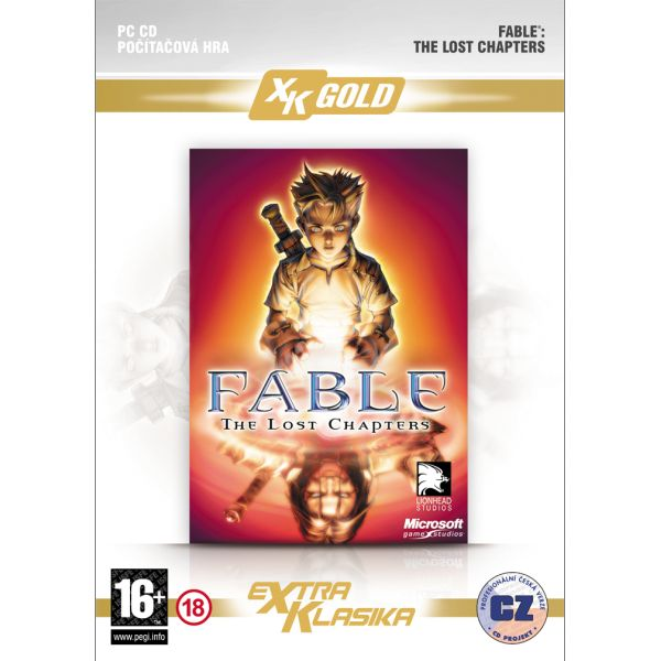 Fable: The Lost Chapters CZ