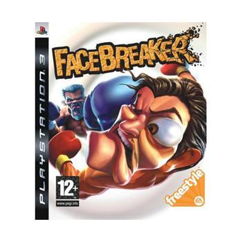 FaceBreaker-PS3 - BAZÁR (použitý tovar)