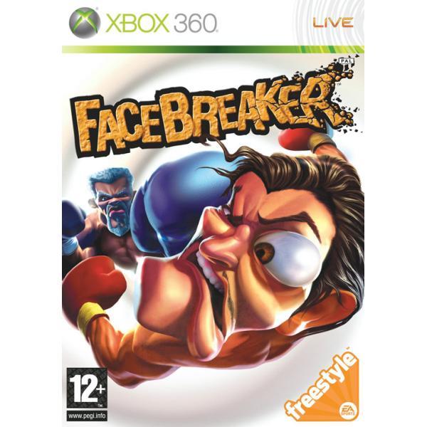 FaceBreaker [XBOX 360] - BAZÁR (použitý tovar)