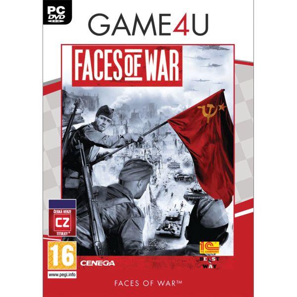 Faces of War CZ PC