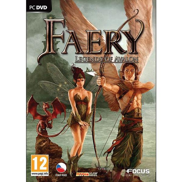 Faery: Legends of Avalon CZ